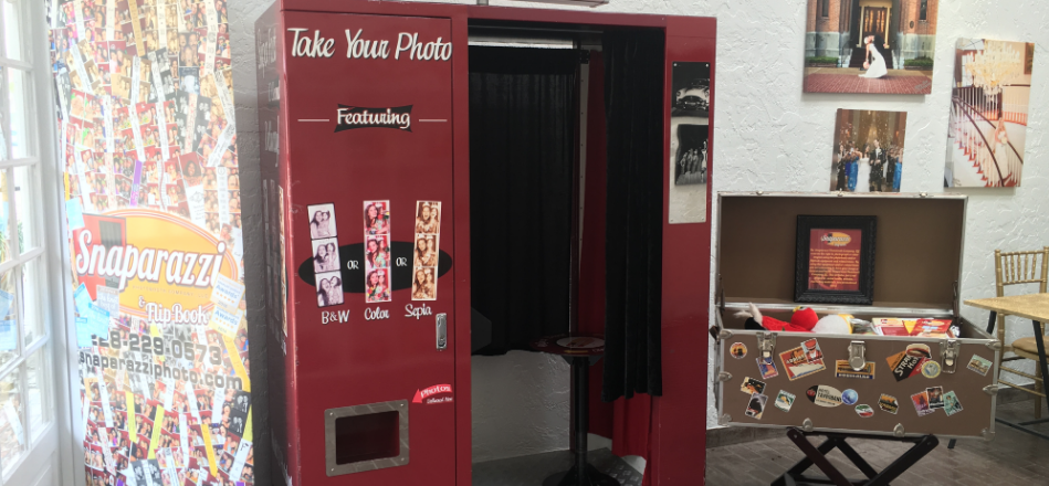 Why Are Vintage Enclosed Photobooths Like the Model 12 So Attractive?